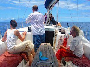 Alquiler velero Tenerife Seaquest