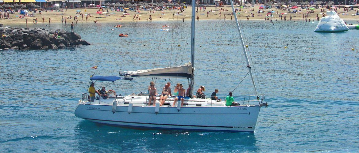 Tenerife Seaquest yacht charter
